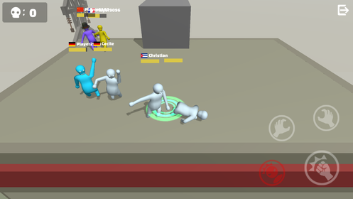 Gang Fight - Fun Beasts Party
