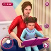 Virtual Baby Sitter Family