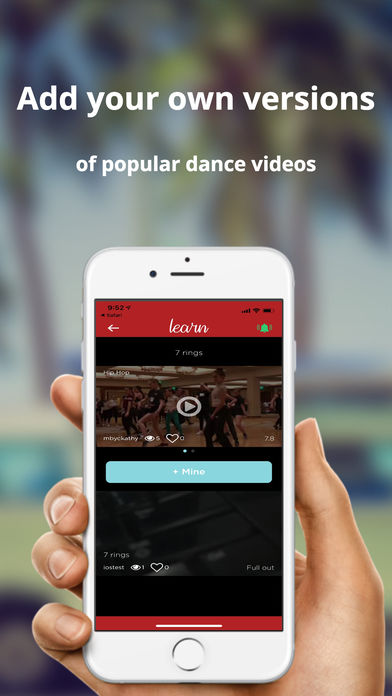 7-8 - Dance Video Sharing