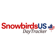 Snowbirds US Day Tracker