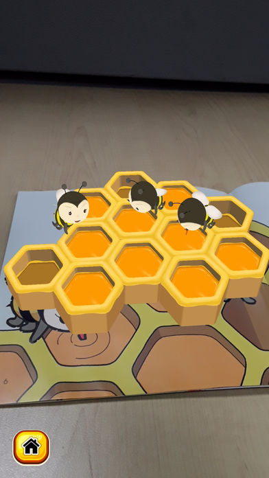 Busy Little Bees AR